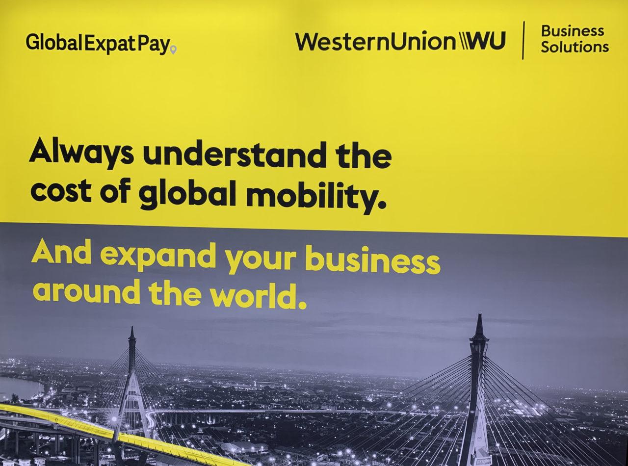 European Super Huddle Exhibition banner