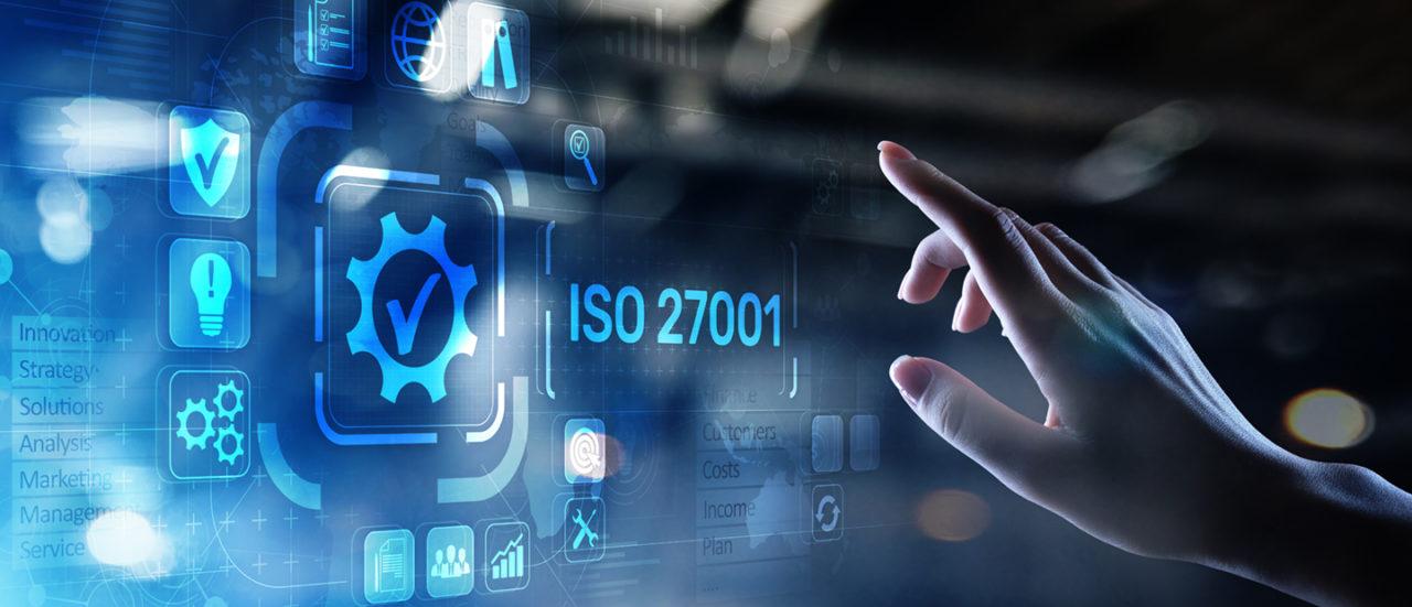ISO 27001 Hero Image